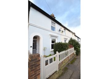 Thumbnail 3 bed terraced house for sale in Newcomen Road, Tunbridge Wells