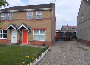 Thumbnail 3 bed semi-detached house to rent in Fenners Avenue, Bottesford, Scunthorpe