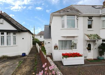 Thumbnail 2 bed semi-detached house for sale in Windmill Road, Brixham