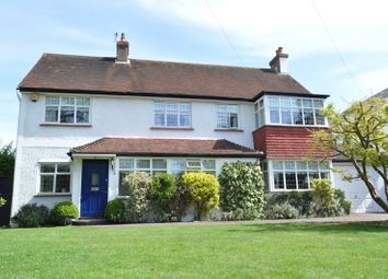 Thumbnail 4 bed detached house for sale in Harriotts Lane, Ashtead