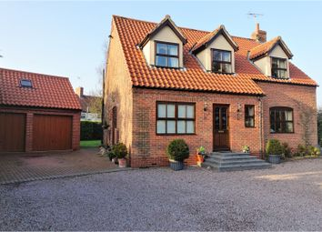 Thumbnail 3 bed detached house for sale in Quaker Lane, Farnsfield