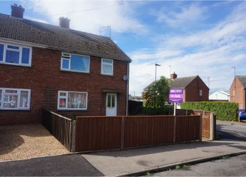 Thumbnail 3 bed semi-detached house for sale in Woolstencroft Avenue, King's Lynn