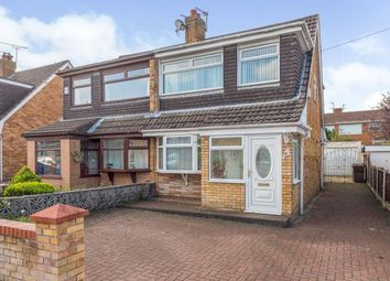 Thumbnail 3 bed semi-detached house for sale in Yarrow Avenue, Maghull, Liverpool, Merseyside
