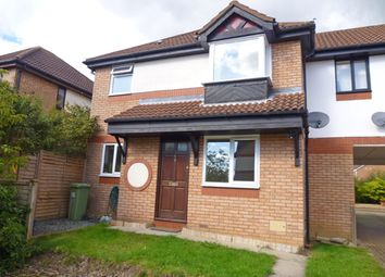 Thumbnail 1 bed terraced house to rent in Lynmouth Crescent, Milton Keynes