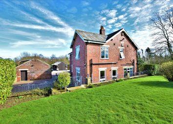 4 bed detached house for sale in Back Lane, Weeton, Preston PR4