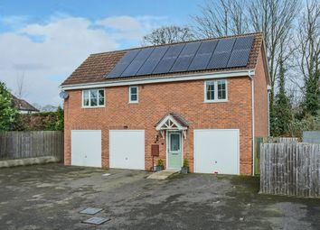 Thumbnail 2 bed detached house for sale in Yeomans Close, Astwood Bank, Redditch