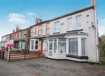 Thumbnail 4 bed end terrace house for sale in Heathbank Avenue, Wallasey