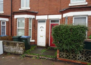 Thumbnail 2 bedroom terraced house for sale in Wyley Road, Coventry