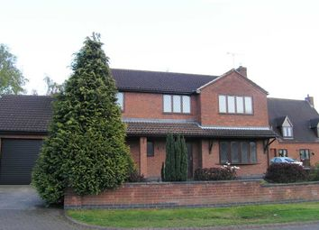 Thumbnail 4 bed detached house to rent in Avenue Lourdes, Scunthorpe