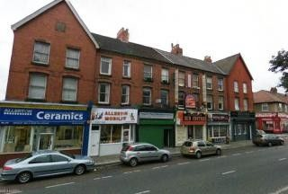 Thumbnail 1 bed flat to rent in Aigburth Road, Liverpool