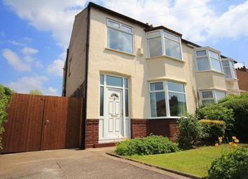 Thumbnail 3 bed semi-detached house for sale in Eccleshill Road, Old Swan, Liverpool
