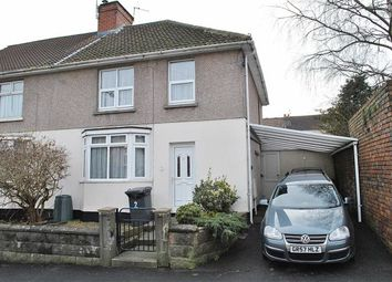 Thumbnail 3 bed semi-detached house for sale in Worcester Road, Kingswood, Bristol