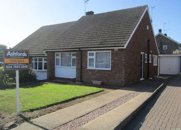 Thumbnail 2 bed semi-detached bungalow for sale in Bolton Close, Styvechale, Coventry
