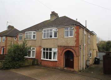 Thumbnail 3 bed semi-detached house for sale in Perne Avenue, Cambridge