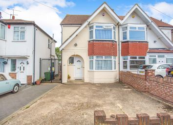 Thumbnail 3 bed semi-detached house for sale in Aldridge Avenue, Stanmore