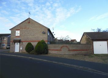 Thumbnail 2 bed end terrace house to rent in Foxgloves, Deeping St James, Peterborough, Lincolnshire