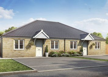 "Thumbnail 2 bed bungalow for sale in ""The Reydon"" at Lime Avenue, Oulton, Lowestoft"