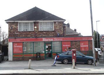 Thumbnail Retail premises for sale in Blurton Road, Stoke On Trent