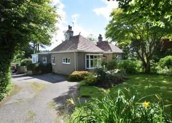 Thumbnail 3 bed detached bungalow for sale in Church Road, Mylor, Falmouth