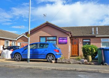 Thumbnail 2 bedroom semi-detached bungalow for sale in Queens Drive, Wisbech