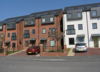 Thumbnail 4 bed town house to rent in Juliet Green, Wolverhampton