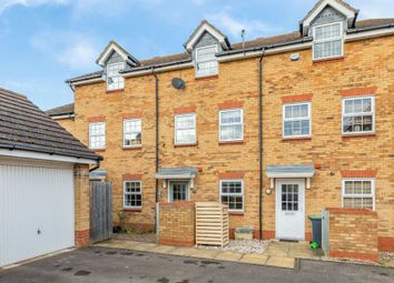 """Thumbnail 3 bed town house for sale in Chancellors, """"Church End"""", Arlesey, Beds"""