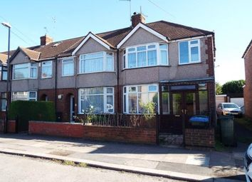Thumbnail 3 bedroom end terrace house for sale in Morland Road, Holbrooks, Coventry, West Midlands