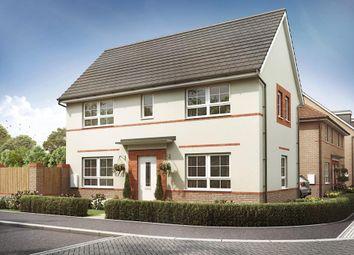 "Thumbnail 3 bedroom detached house for sale in ""Ennerdale"" at St. Martins Road, Eastbourne"
