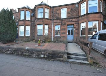 Thumbnail 1 bed flat for sale in Barbadoes Road, Kilmarnock