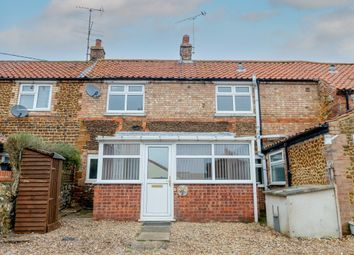 2 bed terraced house for sale in Heacham Road, Sedgeford, Hunstanton PE36