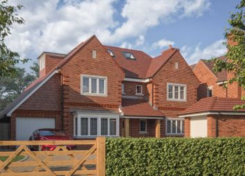 Thumbnail 5 bed semi-detached house for sale in Oval Way, Gerrards Cross, Buckinghamshire
