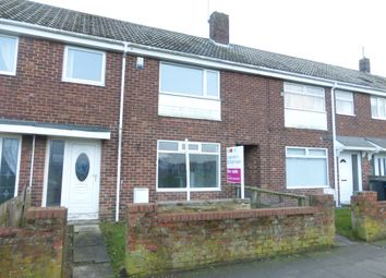 Thumbnail 3 bedroom terraced house for sale in Huxley Walk, Hartlepool
