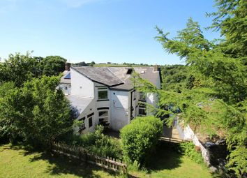 Thumbnail 4 bed semi-detached house for sale in Llangammarch Wells, Powys