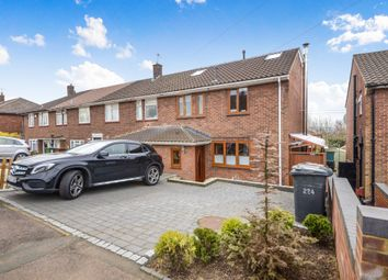 Thumbnail 4 bed semi-detached house for sale in Gateshead Road, Borehamwood