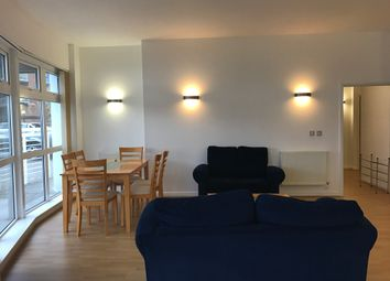Thumbnail 1 bed flat to rent in Barrier Point, London