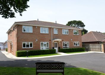 Thumbnail 2 bed flat for sale in Mount Avenue, New Milton