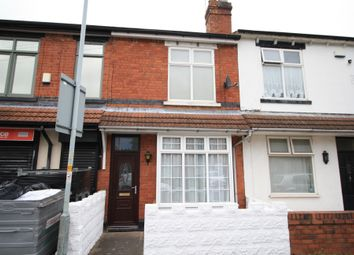 Thumbnail 3 bed terraced house for sale in Coleman Street, Wolverhampton