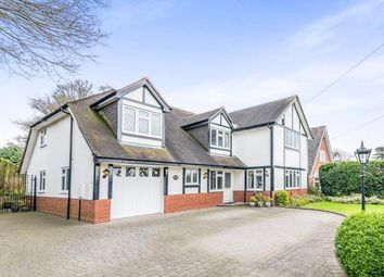 Thumbnail 4 bed detached house for sale in New Penkridge Road, Cannock, Staffordshire