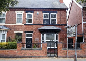Thumbnail 4 bed semi-detached house for sale in Watson Road, Worksop, Nottinghamshire