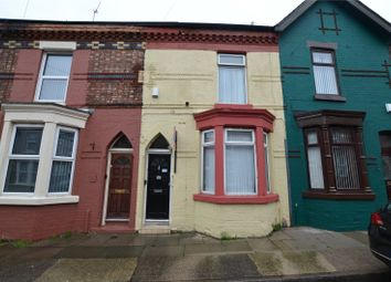 Thumbnail 2 bedroom terraced house for sale in Alfonso Road, Liverpool, Merseyside