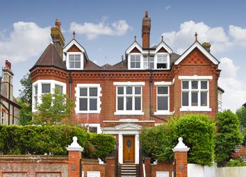 Thumbnail 3 bed flat for sale in Silverdale Road, Eastbourne