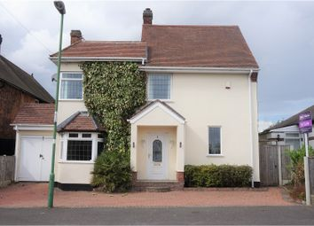 Thumbnail 4 bedroom detached house for sale in Sutherland Road, Nottingham