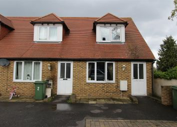 2 bed end terrace house to rent in Albion Mews, London Road, Sittingbourne ME10