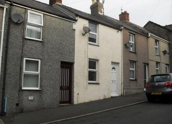 Thumbnail 2 bed terraced house to rent in 25, Hendre St, Caernarfon