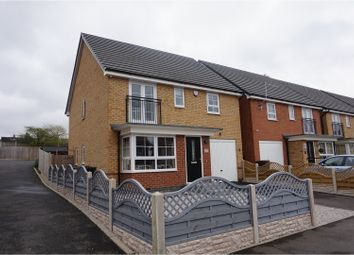 Thumbnail 4 bedroom detached house for sale in Navigation Way, Newcastle