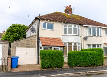 Thumbnail 3 bed semi-detached house for sale in Lee Avenue, Withernsea