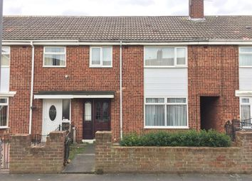 Thumbnail 3 bedroom terraced house for sale in Macaulay Road, Hartlepool
