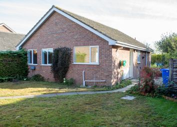 Thumbnail 2 bed detached bungalow to rent in Messenger Close, Bungay