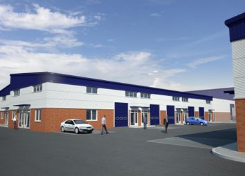 Thumbnail Light industrial for sale in Unit 15 Glenmore Business Park, Swindon, Wiltshire