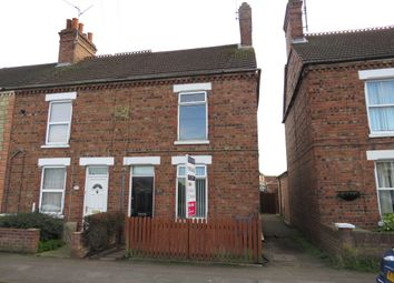 Thumbnail 3 bed end terrace house for sale in St. Johns Road, Spalding
